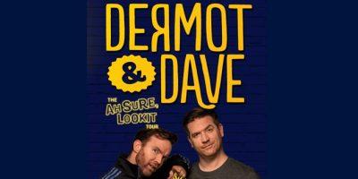 Dermot and Dave, Wexford Spiegeltent Festival