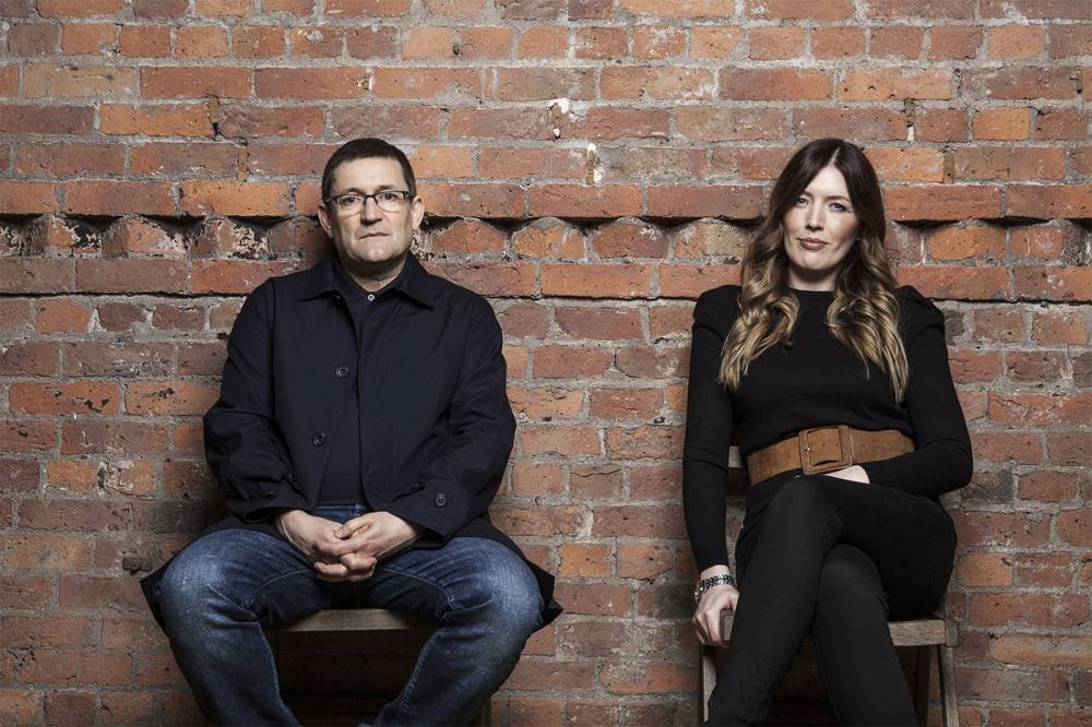 Wexford Spiegeltent Festival, Paul Heaton and Jacqui Abbott