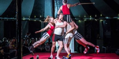 Wexford Spiegeltent Festival, Tumble Circus