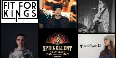 Wexford Spiegeltent Festival, Wexford Artists
