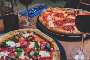Wexford Spiegeltent Festival, Crust Pizza