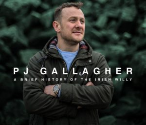 PJ Gallagher, Wexford Spiegeltent Festival