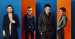 The Strypes, Wexford Spiegeltent Festival