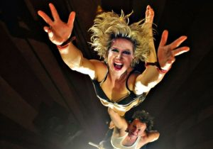 Tumble Circus, Wexford Spiegeltent Festival