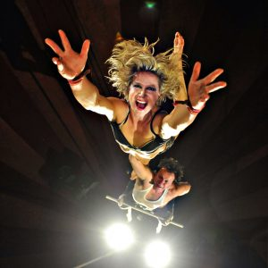 Wexford Spiegeltent Circus, Tumble Circus