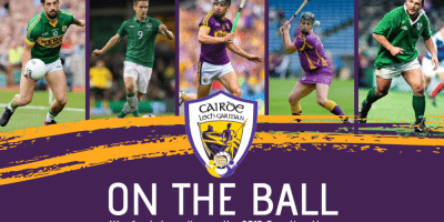 On The Ball, On the ball wexford, off the ball wexford
