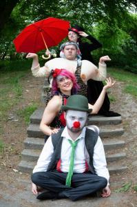 Horrid Helga's Victorian Circus