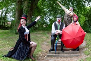 Horrid Helga's Victorian Circus 1