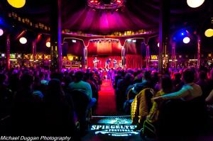 Foil Arms & Hog @ Wexford Spiegeltent Festival