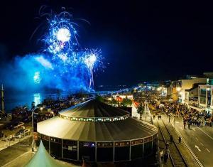 Paradiso @ Wexford Spiegeltent Festival